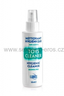 Lubrix Toys Cleaner Spray 125 ml.
