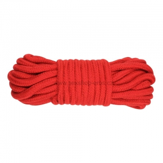 Chisa Novelties Behave! Bing Love Rope Red 10 m.
